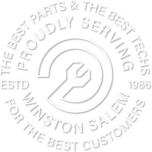 Proudly Serving Winston-Salem since 1986